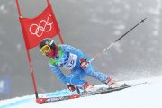 Kalhor, Marjan - Iranian alpine skier - 2010 Vancouver Winter Olympics - Foto Doug Pensinger for Getty Images