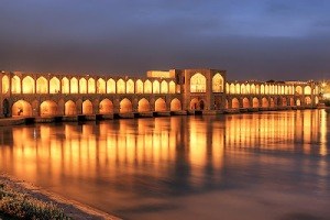 khawju bridge isfahan1