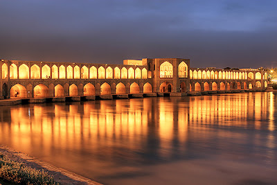 khawju bridge isfahan1