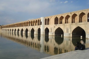 khawju bridge isfahan2