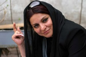 Milani, Tahmineh - Iranian film director