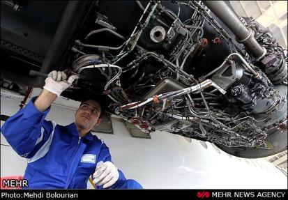 Razavi Khorasan, Iran - Mashhad, Airplane Overhaul Facility 00