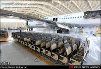 Razavi Khorasan, Iran - Mashhad, Airplane Overhaul Facility 02