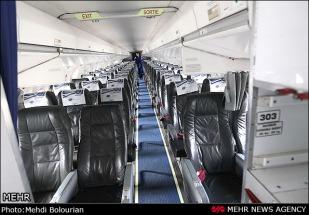 Razavi Khorasan, Iran - Mashhad, Airplane Overhaul Facility 03