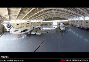 Razavi Khorasan, Iran - Mashhad, Airplane Overhaul Facility 04