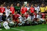 1998 FIFA World Cup - USA-Iran - Pre-Match - Team photo a2