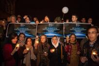 Earth Hour 2014 in Iran - Tehran - 00