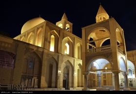 Vank Cathedral - New Julfa, Isfahan. Source: IRNA