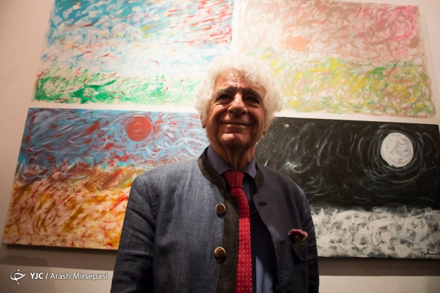Tjeknavorian, Loris - Iranian composer and conductor - Foto by Arash Mirsepasi for Young Journalists Club