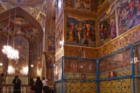 Vank Cathedral - New Julfa, Isfahan. Source: Wikimedia Commons