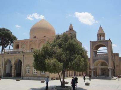 Vank Cathedral - New Julfa, Isfahan.