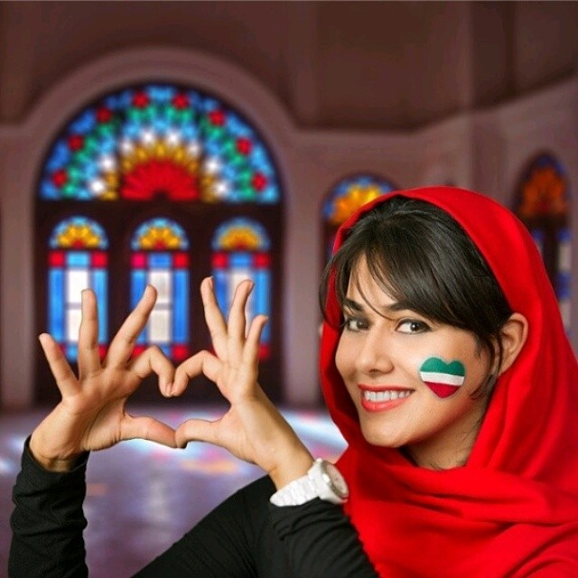 Pictures of beautiful iranian women