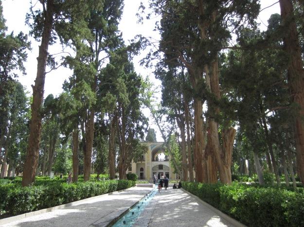 Iran, Kashan Fin Garden
