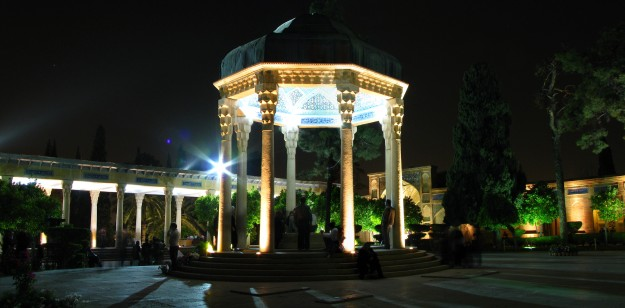 Shiraz, Iran -Tomb of Hafez