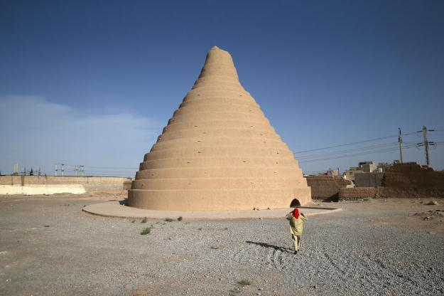 Ice House in Abarqu, Iran