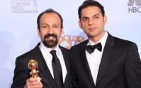 Farhadi, Asghar - Film 2011 - A Separation 8 - 2012 Golden Globes, Asghar Farhadi & Peyman Moaadi