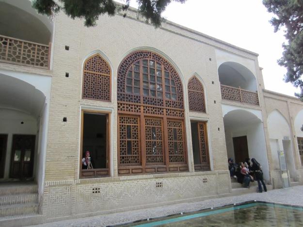 Fin Garden in Kashan, Esfahan Province