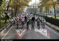 Iranian Cyclists Mark World Diabetes Day 05