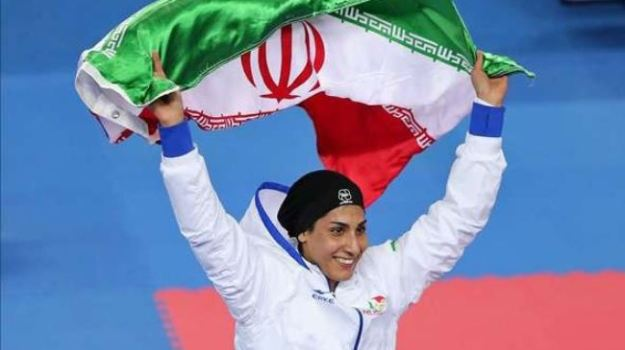 2014 Karate World Championship - Female Kumite 68kg - Silver Medal - Hamideh Abbasali, Iran