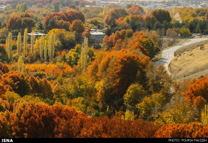 Hamedan, Iran - Autumn in Hamedan 00