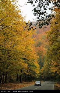 Hamedan, Iran - Autumn in Hamedan 19