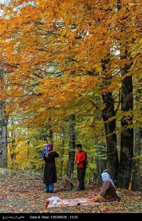 Hamedan, Iran - Autumn in Hamedan 25