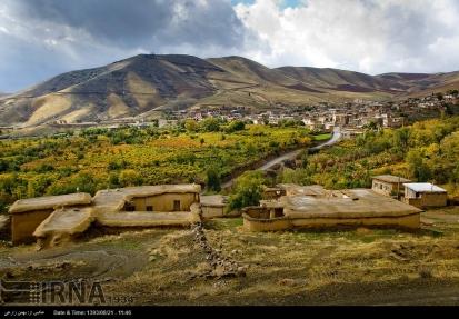 Kermanshah, Iran - Kermanshah, Kambadn in Autumn 01