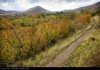 Kermanshah, Iran - Kermanshah, Kambadn in Autumn 03