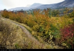 Kermanshah, Iran - Kermanshah, Kambadn in Autumn 09