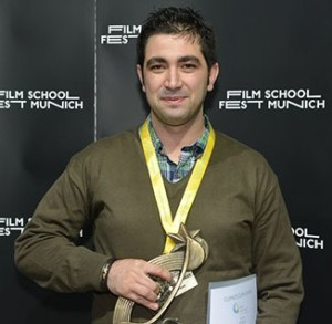 Rahbar, Amin - Iranian Film Director, Azad University of Central Tehran - Scale (Tarazoo)