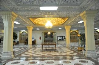 Astan Quds Razavi Library in Mashhad