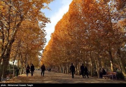 Razavi Khorasan, Iran - Mashhad in Autumn 00