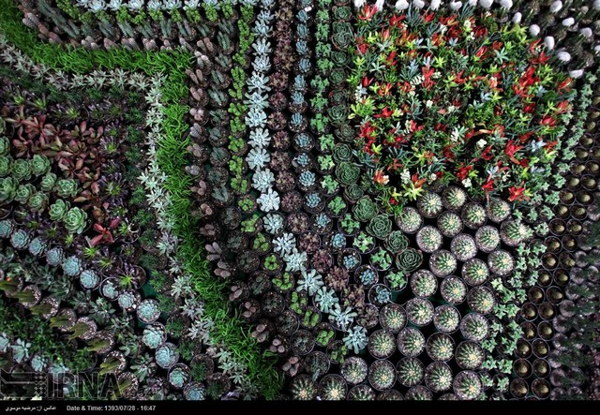 Tehran - 6th Flowers and Plants Exhibition 00
