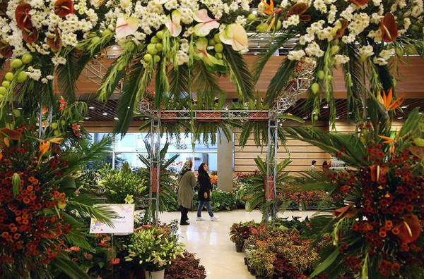Tehran - 6th Flowers and Plants Exhibition 02