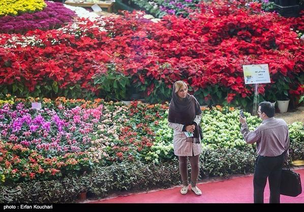 Tehran - 6th Flowers and Plants Exhibition 04