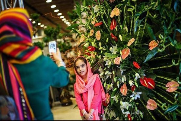 Tehran - 6th Flowers and Plants Exhibition 05