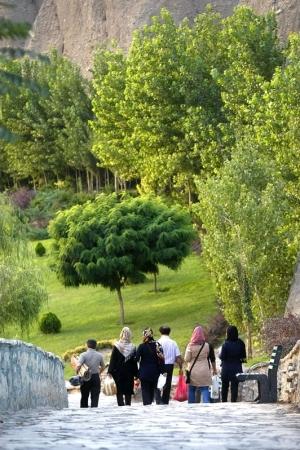 Tehran, Iran - Tehran City - Javanmardan Garden 02