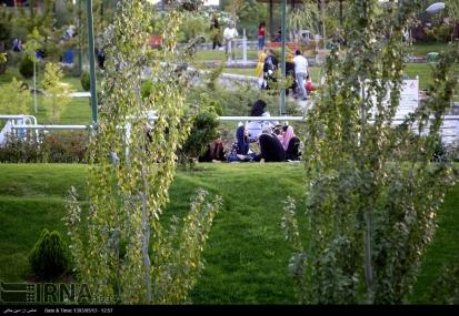 Tehran, Iran - Tehran City - Javanmardan Garden 06