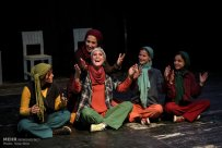 Tehran, Iran - Tehran, Theater - Virgule and Stets in London, Rome, Tehran, Amsterdam 05