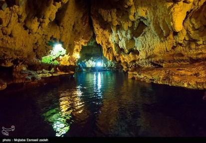 West Azerbaijan, Iran - Saholan Cave 00