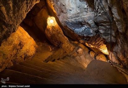 West Azerbaijan, Iran - Saholan Cave 05