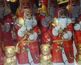Esfahan, Iran - Esfahan, Armenians Christmas Season Food 02