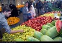 Kermanshah, Iran - Yalda Night Market 00