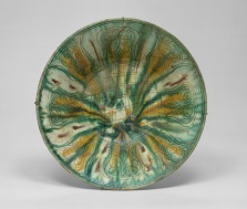 Razavi Khorasan, Iran - Ancient Nishapur - Bowl (10th century) - Rogers Fund 1938 hb_38.40.137