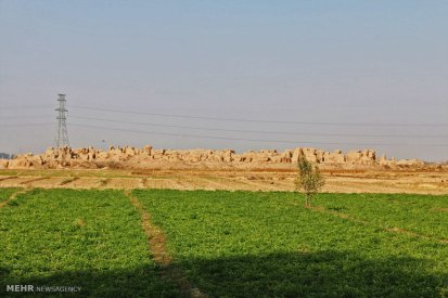 Razavi Khorasan, Iran - Nishapur's ancient city 00