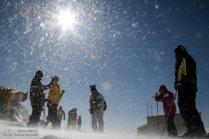 Tehran, Iran - Tehran, Tochal Ski Resort 01