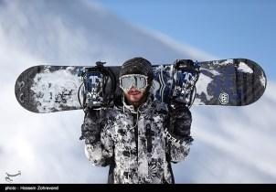 Tehran, Iran - Tehran, Tochal Ski Resort 25