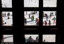 Tehran, Iran - Tehran, Tochal Ski Resort 34