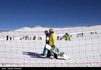 Tehran, Iran - Tehran, Tochal Ski Resort 39