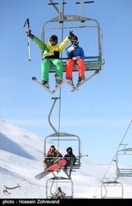 Tehran, Iran - Tehran, Tochal Ski Resort 47